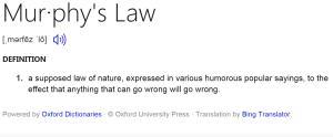 Murphy's Law2
