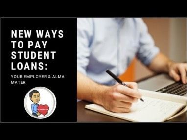 New Ways To Pay Student Loans